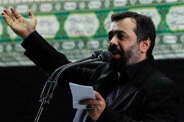 صوت/ محمود کریمی؛ شب تاسوعا ۹۴