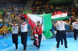 مراسم تجلیل از ورزشکاران پارالمپیکی قم برگزار شد