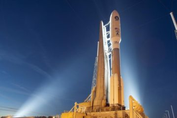 مریخ نورد ناسا با راکت اطلس ۵ به فضا می رود