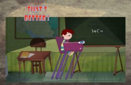 مجموعه انیمیشن «اینجوری بهتره» کلید خورد