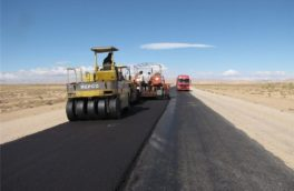 بهسازی و آسفالت ۷۲ کیلومتر راه روستایی با اعتبار نزدیک به ۳۰۰ میلیارد ریال