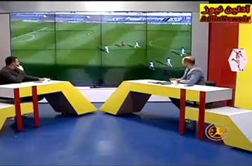 آنالیز فنی بازی پرسپولیس تراکتور در هفته هفدهم لیگ برتر