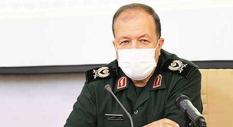 فرمانده سپاه شهدای آذربایجان غربی