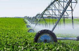 پیشرفت ۹۵ درصدی شبکه های آبیاری غرب و شمال غرب کشور