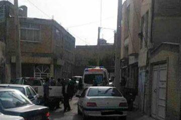 تیراندازی مرد ارومیه ای به همسرش در وسط خیابان