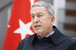 عملیات نیروهای مسلح ترکیه علیه تروریستها با قاطعیت و بدون وقفه ادامه دارد